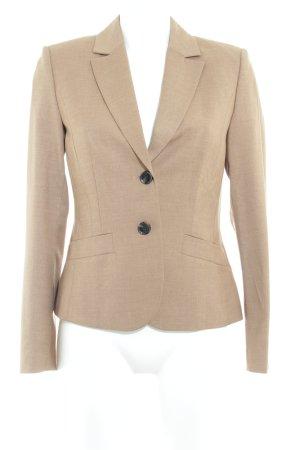 Esprit Boyfriend-Blazer camel Webmuster Business-Look