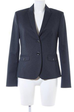Esprit Boyfriend-Blazer dunkelblau Business-Look