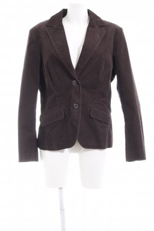 Esprit Boyfriend Blazer dark brown casual look