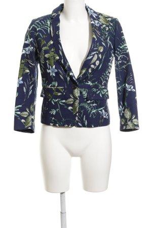 Esprit Boyfriend-Blazer florales Muster Elegant