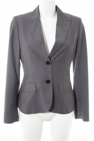 Esprit Boyfriend-Blazer grau Business-Look