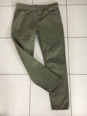 Esprit Boyfriend Jeans in Khaki/oliv super Zustand  Gr.27