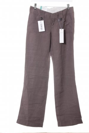 Esprit Boyfriend Trousers grey brown casual look