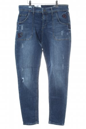 Esprit Jeans boyfriend blu stile casual
