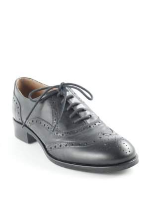 Esprit Zapatos Budapest negro estilo clásico