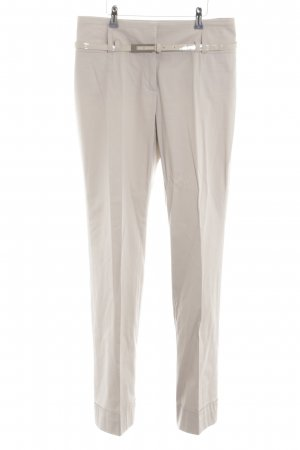 Esprit Pleated Trousers natural white business style