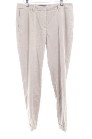 Esprit Bundfaltenhose beige-hellbeige Business-Look