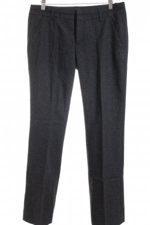 Esprit Pleated Trousers dark grey dandy style