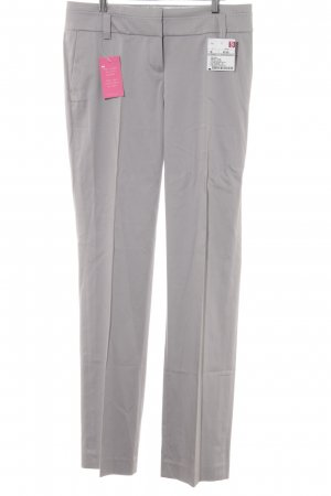 Esprit Bundfaltenhose grau Business-Look