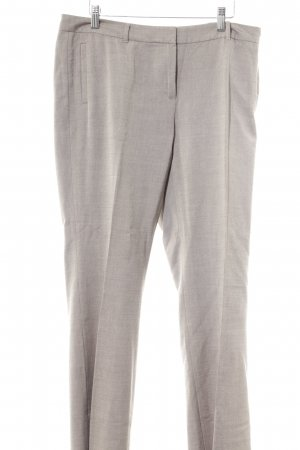 Esprit Pleated Trousers grey brown business style