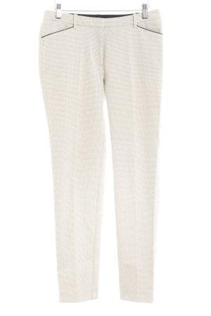 Esprit Pantalon à pinces motif de tache style anglais