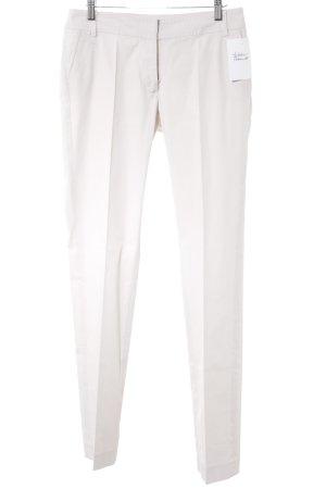Esprit Pantalon à pinces rosé style d'affaires