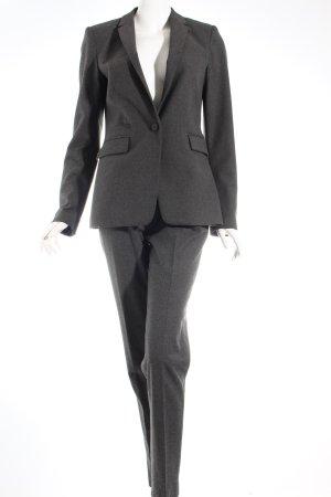Esprit Business-Anzug grau meliert Business-Look