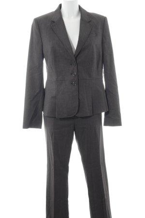 Esprit Business-Anzug schwarzbraun-creme Business-Look