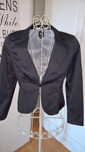 ESPRIT Business Blazer Gr. 38 schwarz