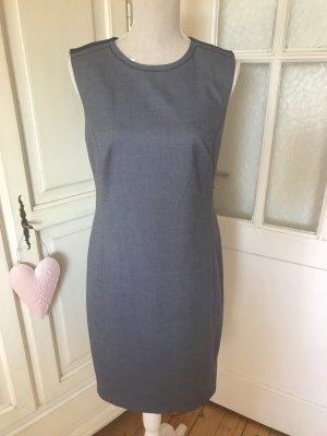 Esprit Business Kleid grau blau 99€