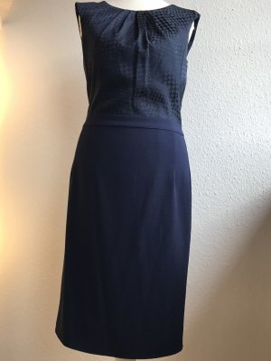 Esprit Business Kleid mit Hahnentritt