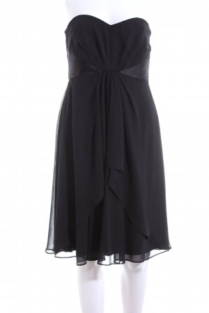 Esprit Bustier Dress black elegant
