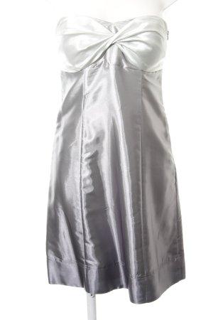 Esprit Vestido bustier degradado de color elegante