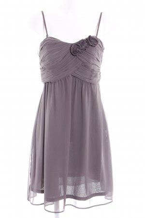 Esprit Bustier Dress grey brown party style
