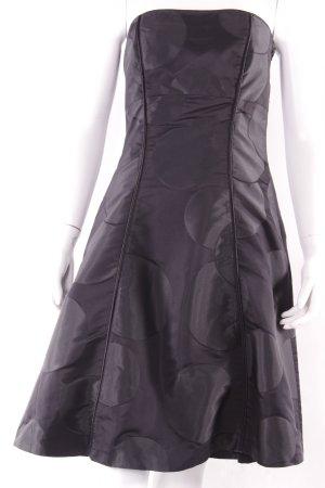 Esprit Robe bustier noir polyester