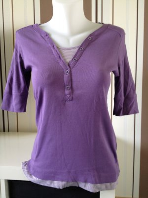 Esprit by EDC 3/4 Shirt Gr M Lila