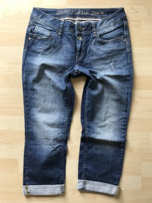 Esprit by Edc 7/8 Jeans Hose Inch 31 ( Gr 40)