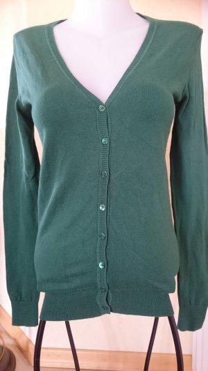 Esprit Giacca in maglia verde