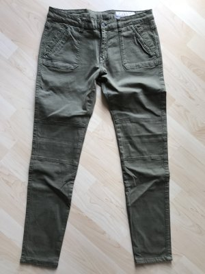 Esprit by Esprit Hose Gr 42 short in Khaki