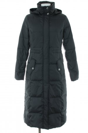 Esprit by Opening Ceremony Down Coat black quilting pattern casual look