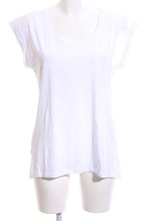 Esprit by Opening Ceremony Camisa holgada blanco look casual