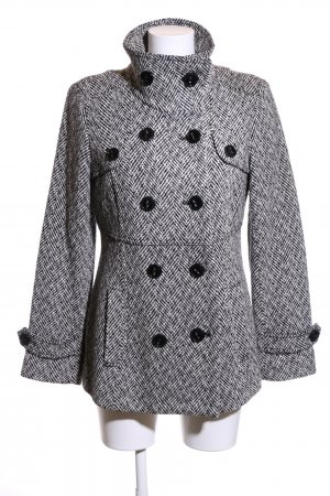 Esprit Pea Jacket flecked casual look