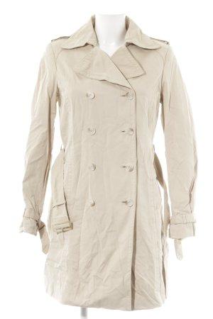 Esprit Heavy Pea Coat beige classic style