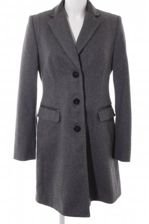 Esprit Heavy Pea Coat dark grey Brit look