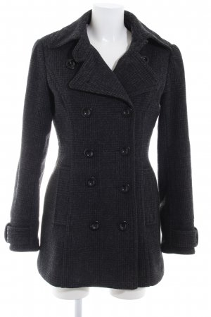 Esprit Heavy Pea Coat grey-dark grey casual look