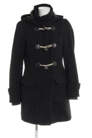 Esprit Heavy Pea Coat black casual look