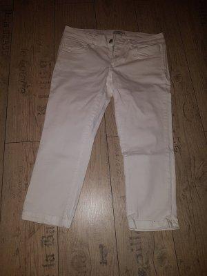 Esprit Pantalón capri blanco