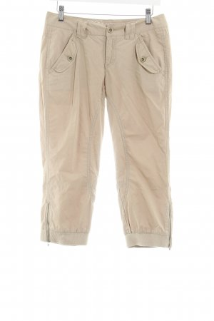 Esprit Pantalone Capri color cammello stile safari