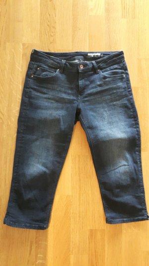 Esprit Pantalone Capri blu-blu acciaio