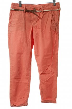 Esprit Caprihose orange Casual-Look