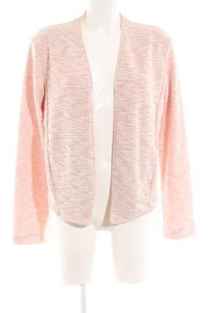 Esprit Cardigan pink-creme meliert Business-Look