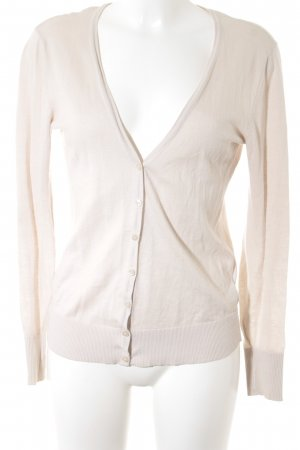 Esprit Cardigan creme Street-Fashion-Look