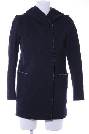 Esprit Cardigan dunkelblau-hellgrau schlichter Stil