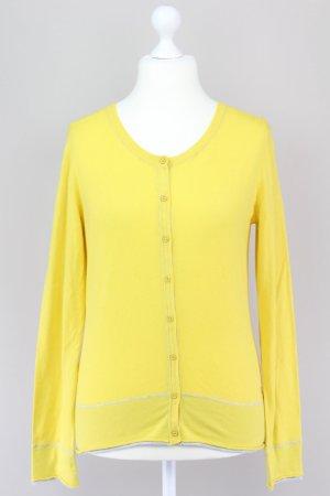 Esprit Cardigan gelb Größe L 1711140190497