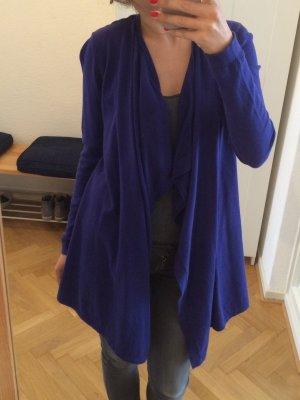 Esprit Cardigan Strickjacke Blau Größe S