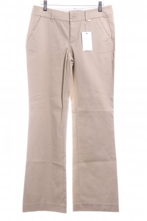 Esprit Pantalone cargo beige stile casual