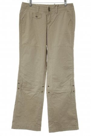 Esprit Cargo Pants camel safari look
