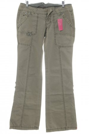 Esprit Pantalone cargo marrone chiaro stile casual
