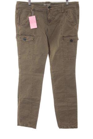Esprit Pantalone cargo cachi stile casual