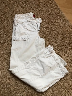 edc by Esprit Cargo Pants natural white
